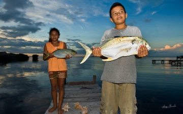 Belize, from a World Wildlife Fund assignment.
