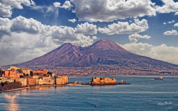 Naples, Treasure of The Siren Parthenope