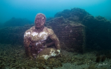 Baiae: A dive into history