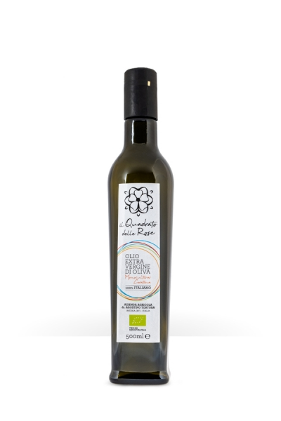 Organic Extra Virgin Olive Oil 500 ml