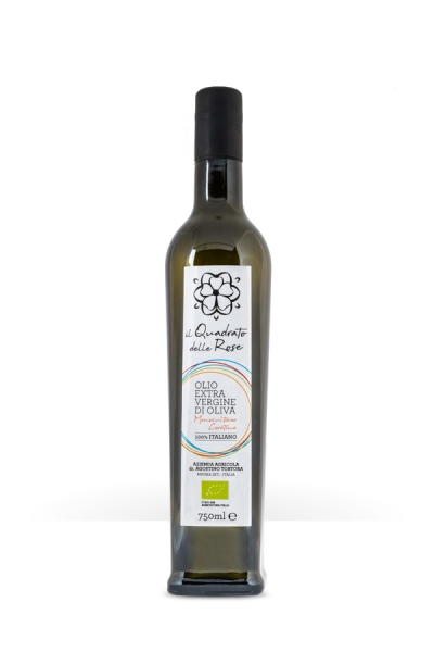 Organic Extra Virgin Olive Oil 750 ml