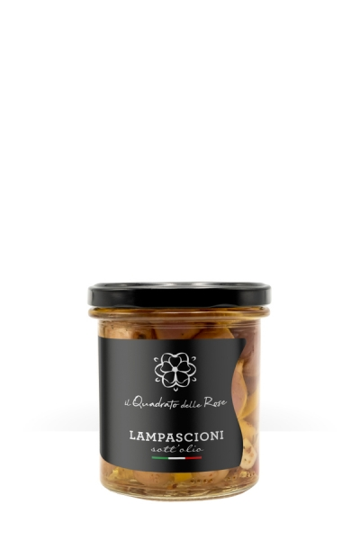 Lampascioni in olive oil 332 g