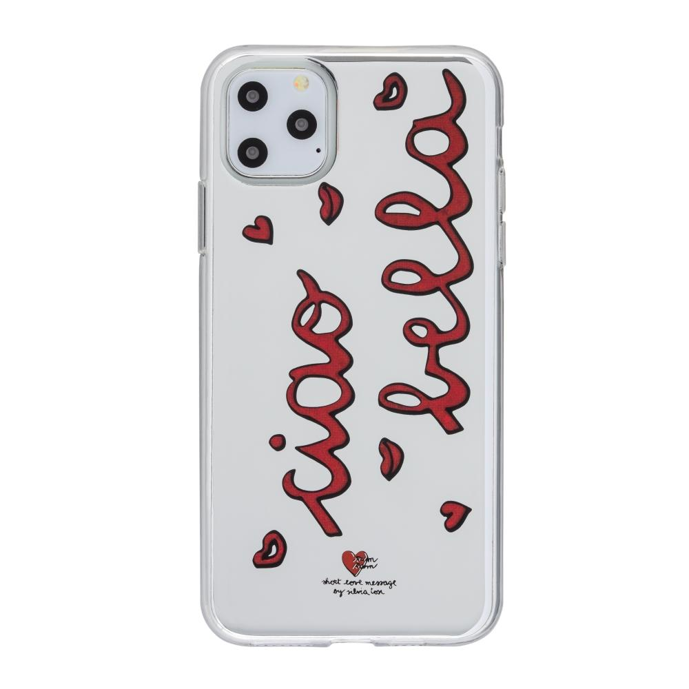 Cover Argento per iPhone 11 Pro