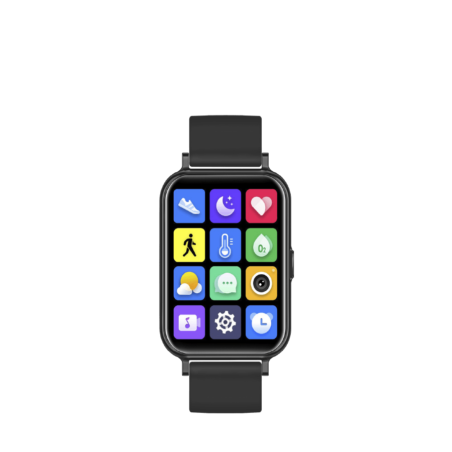 Smartwatch SGS Square Plus Black