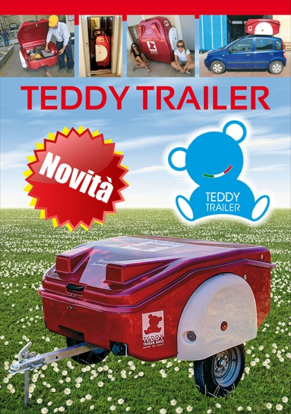 TEDDY TRAILER