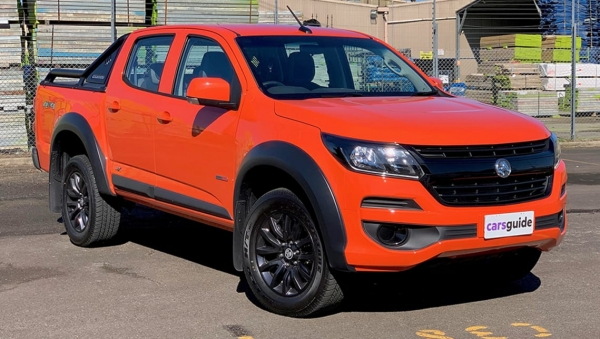 Holden Colorado 4x4 pick up